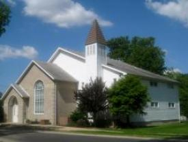 Image of Current Church Building